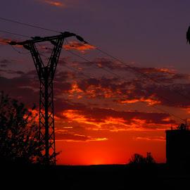 by Libuše Kludská - Landscapes Sunsets & Sunrises