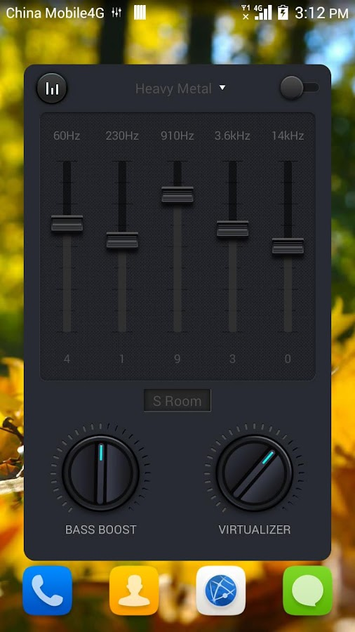 Music Volume Equalizer Pro Screenshot 3