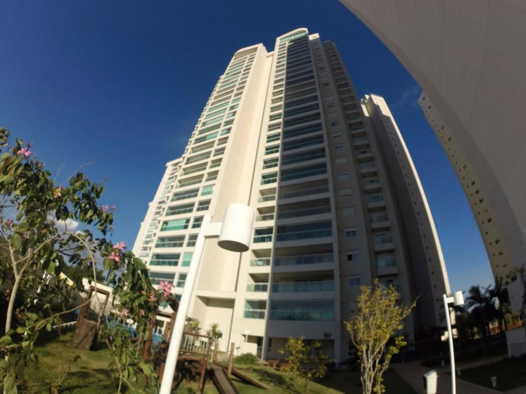 Apartamento residencial para locação, Jardim das Colinas, Sã