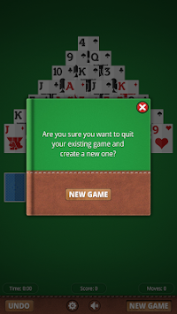 Pyramid Solitaire 401480 APK screenshot thumbnail 8