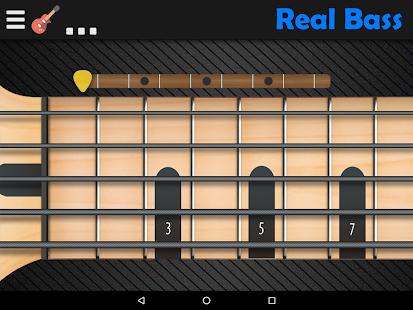 Bass guitar (Real Bass)