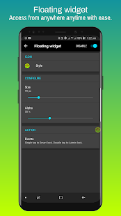 Screen Lock Pro - The Power button saver Screenshot