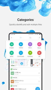 File Manager - free and easily Screenshot