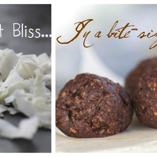 Chocolate Orange Coconut Balls Recipes