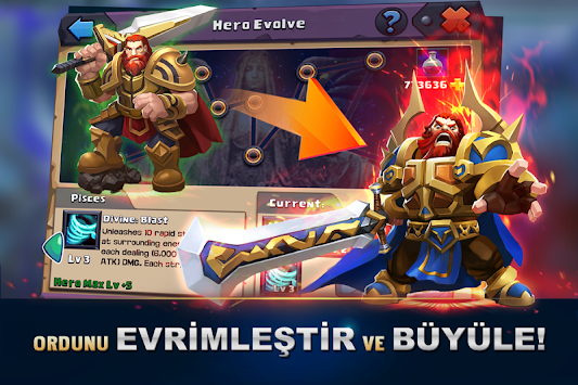 Clash Of Lords 2: Türkiye APK screenshot thumbnail 9