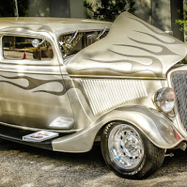 Pecan Festival Classic by DB Channer - Transportation Automobiles
