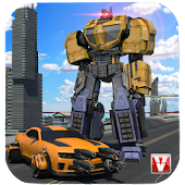 Download Full Futuristic Robot Battle 1.4 APK