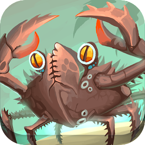Giant Crab - War Time 3D