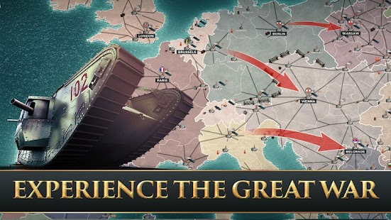 Supremacy 1914 - The Great War Strategy Game for pc