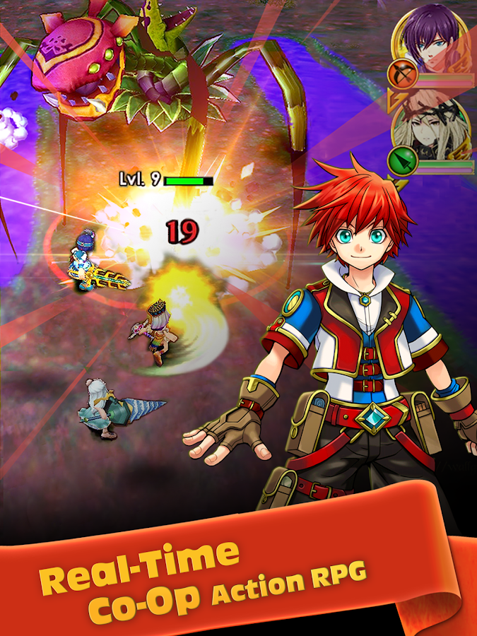 Colopl Rune Story Screenshot 7