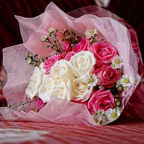 A Flower Bouquet from Ex Boyfriend by Musashi Vai - Wedding Other