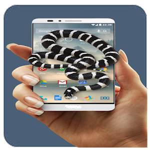 Download Snake On Screen 3D For PC Windows and Mac