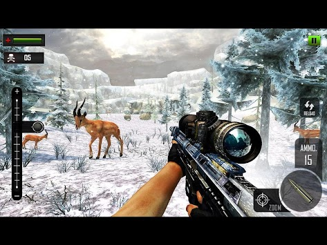 Sniper Deer Hunting Modern FPS Shooting Game APK screenshot thumbnail 15