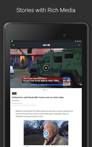 WAFF 48 Local News screenshot 10