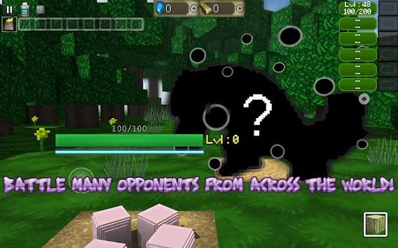 Craft Monster apk screenshot