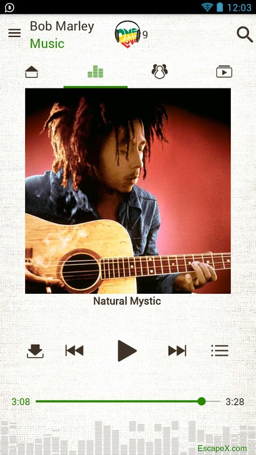 Bob Marley Official Music Screenshot 7