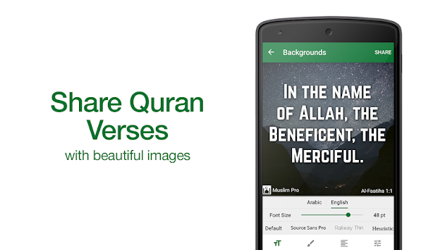 Muslim Pro: Prayer Times Quran APK screenshot thumbnail 12