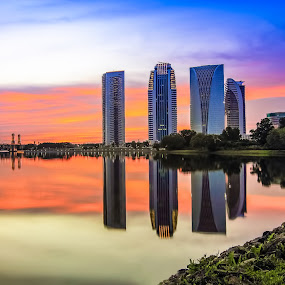 Empangan Putrajaya by Saya Serin - Landscapes Sunsets & Sunrises