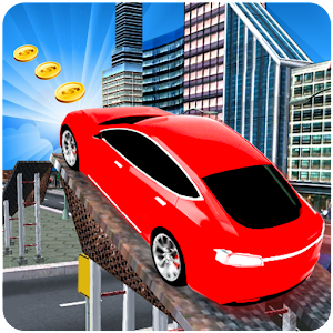 Download Tricky Car High Speed Challenge For PC Windows and Mac