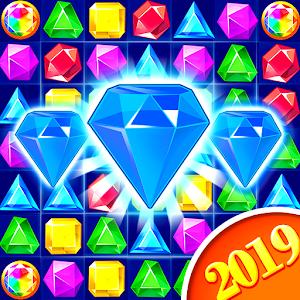 Jewel Crush™ - Jewels & Gems Match 3 Legend For PC (Windows & MAC)