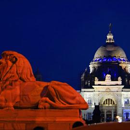 Victoria memorial by Asif Bora - Buildings & Architecture Public & Historical