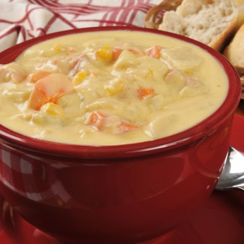 Slow Cooker Country Chicken Chowder