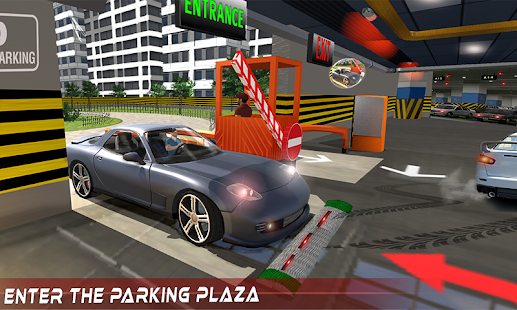 Multi-Level Car Parking Driver - screenshot