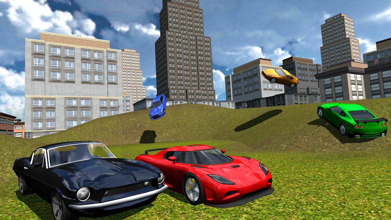 Multiplayer Driving Simulator Screenshot 4