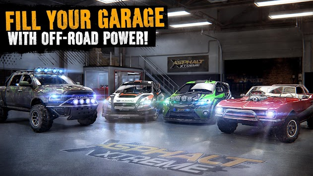 Asphalt Xtreme: Offroad Racing APK screenshot thumbnail 9