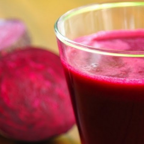 The Ultimate Beet Juice