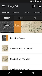 Imago Dei Community - screenshot
