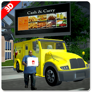 City Truck Sim: Home Delivery