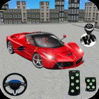 Luxo Carro Estacionamento Mania : Carro Dirigindo For PC / Windows & Mac