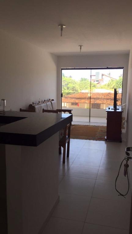 Apartamento em Tabatinga, 30m do Mar, R$220.000,00!
