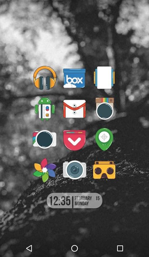 Zarf - Icon Pack (SALE.!!) Screenshot