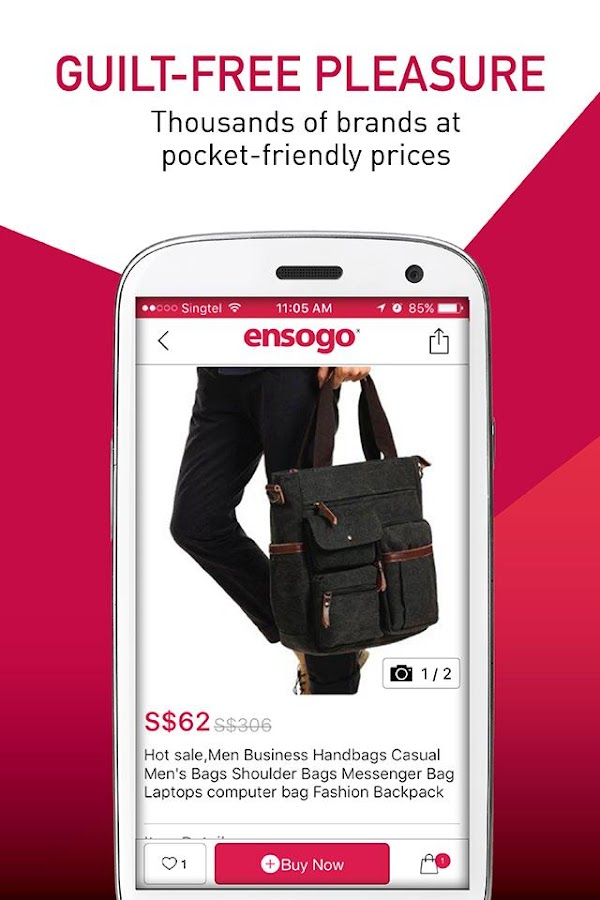 Ensogo – Shop what you love Screenshot 4