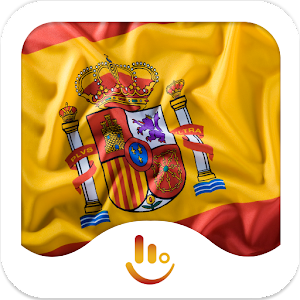 TouchPal Spain Keyboard Theme