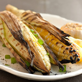 Grilled Sweet Corn on the Cob