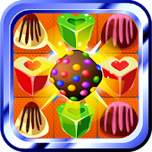 Game Sweet Cookie Crush Match 3 1.0 APK for iPhone