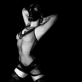 by SERGIO VILLICANA - Nudes & Boudoir Artistic Nude