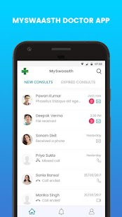 App MySwaasth For Doctors APK for Kindle