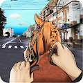 Free Download Drive Horse In City Simulator APK for Blackberry