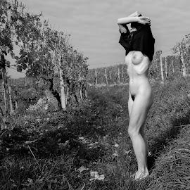 m by Dušan Gajšek - Nudes & Boudoir Artistic Nude ( _mesta, modeli, kog, maša )