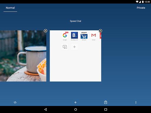Opera browser - news & search screenshot 12
