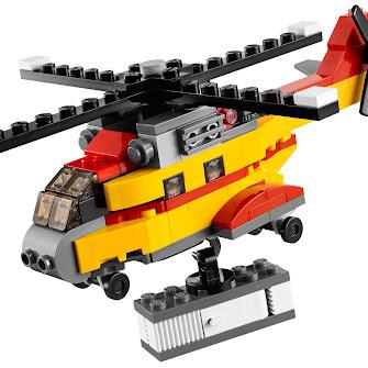 Грузовой вертолет