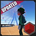 Game Theme Park With Roller Coaster APK for Kindle