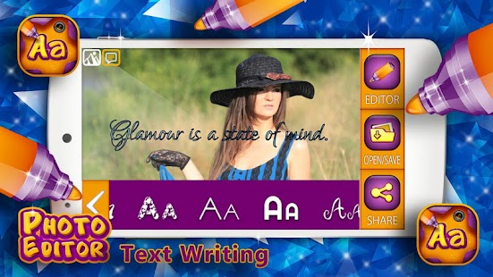 Free Download Photo Editor Text Writing APK for Samsung