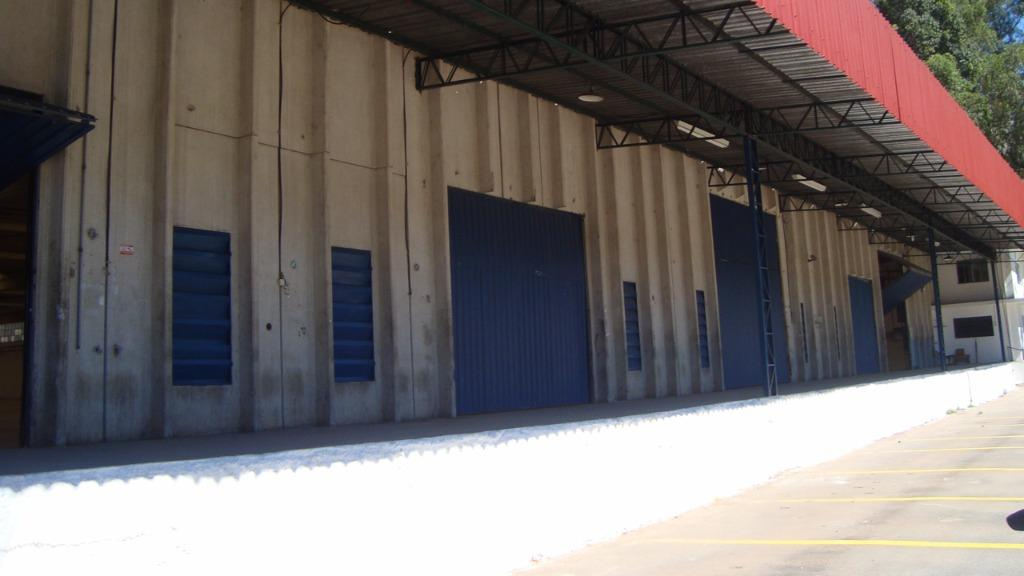 Galpão  industrial para locação, Osasco