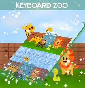 Zoo Keyboard - screenshot