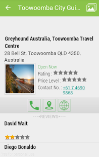 Toowoomba City Guide - screenshot